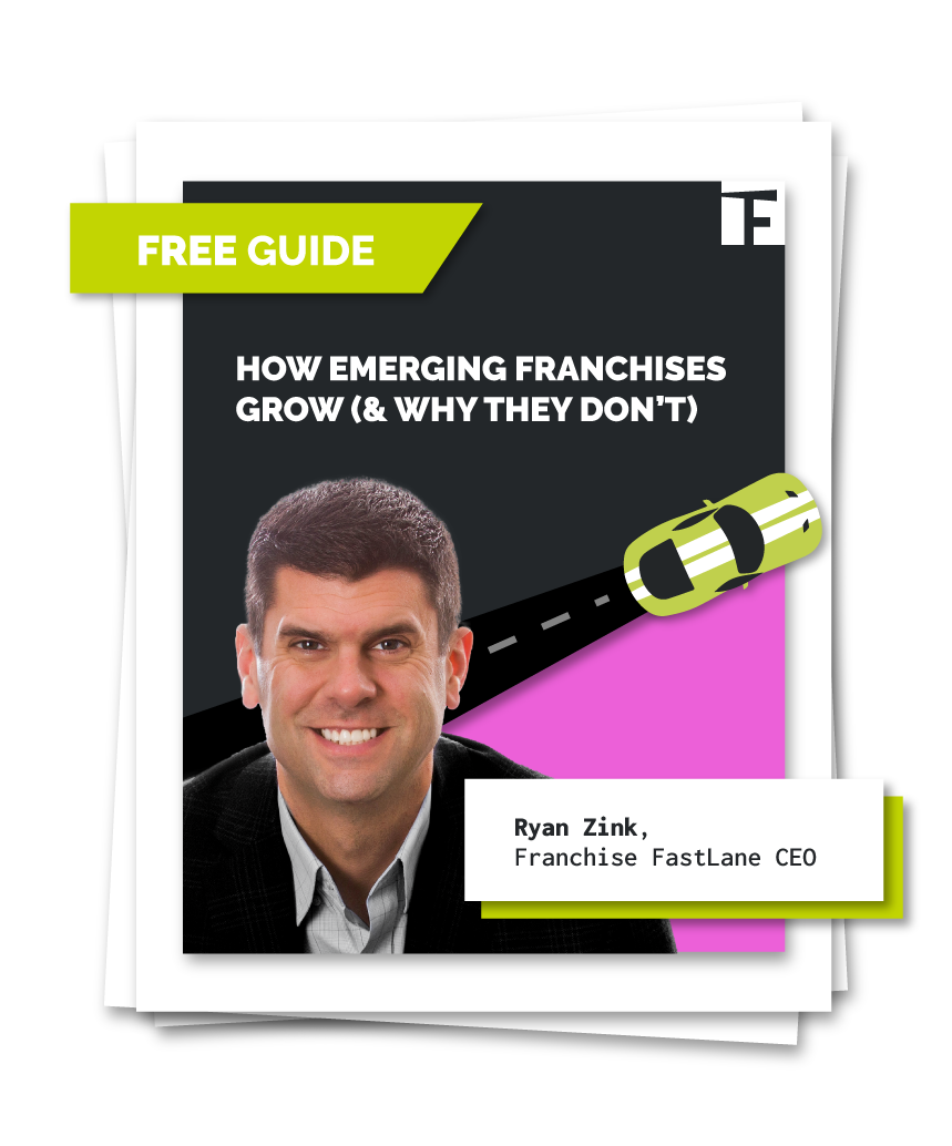 Free Guide - How Emerging Franchises Grow